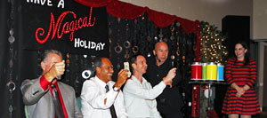 Florida Entertainer Holiday Parties