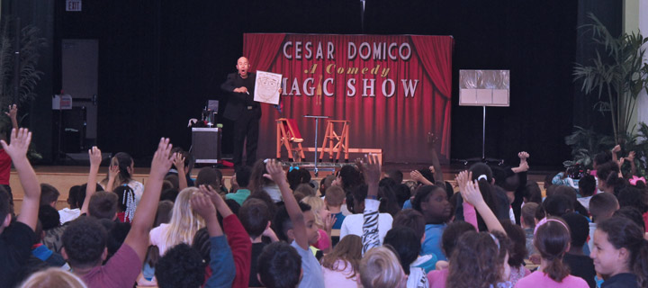 Naples FL Magicians Entertainers For Kids Birthday Parties Childrens Party Magic Show