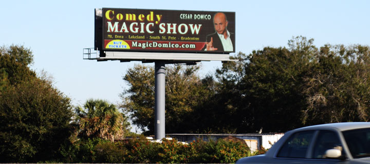 News - Cesar Domico - Magician & Hypnotists - Magic & Hypnosis shows