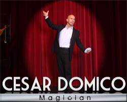 Florida Magician Cesar Domico - Magic - Illusions