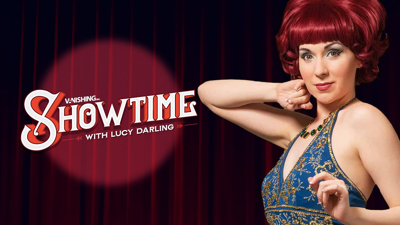 Magician Lucy Darling in Online, Vanishing Inc. Showtime
